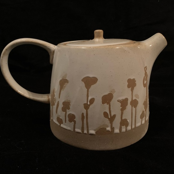 Hand painted Teapot from Anthropologie
